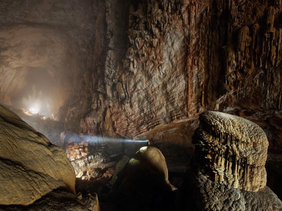 deepest subterranean passage