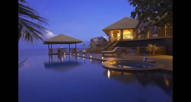 The Seychelles: Fregate Island Private