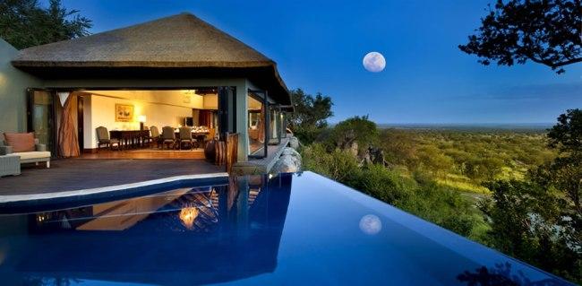 Bilila Lodge Kempinski in Tanzania's Serengeti National Park.