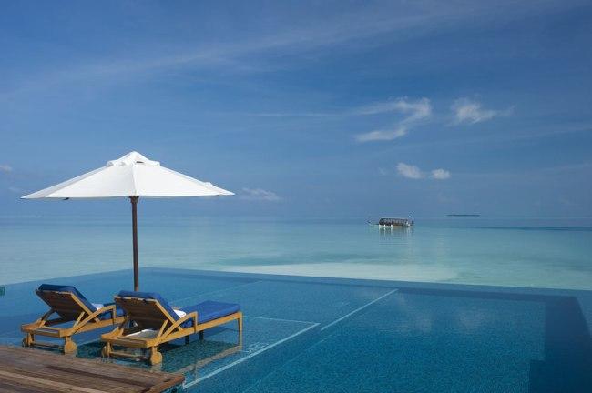Rangali Island, Maldives.