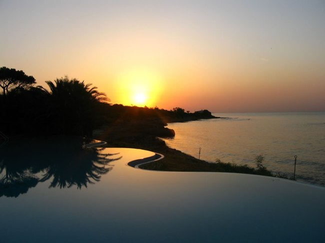 Hotel Costa dei Fiori, on the south coast of Sardinia