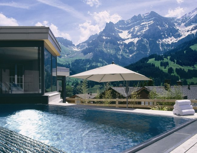 The Cambrian Hotel Switzerland