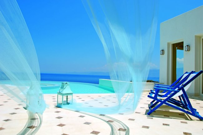 The Elounda Gulf Villas & Suites Greece.