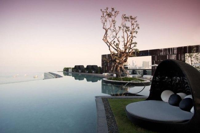 Hilton Hotel in Pattaya, Thailand