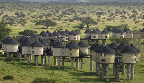7cb73 salt lick for Amazing hotels of the world